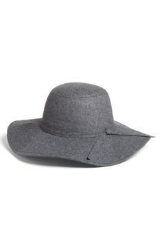 Free shipping and returns on Leith Floppy Felt Hat at Nordstrom.com. A sleek monochrome ribbon encircles the crown of a floppy felt hat that serves as a cool, vintage-chic essential.
