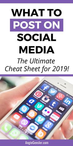 50 Social Media Content Ideas The Ultimate Cheat Sheet - Social Media Scheduling - Schedule your social media post and save your time. - What to post on social media_The Ultimate Cheat Sheet for 2019 Social Media Automation, Social Media Analytics, Top Social Media, Social Media Calendar, Social Media Content, Social Media Marketing, Marketing Automation, Facebook Marketing, Marketing Digital