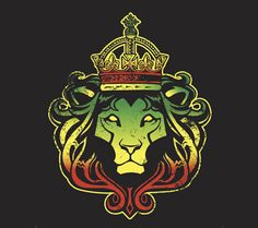 A Summary of Rastafarian Religious Beliefs, Practices, and Culture Rasta Art, Rasta Lion, Lion Tattoo With Crown, Rastafari Art, Reggae Art, Reggae Music, Rastafarian Culture, Lion Painting, Lion Of Judah