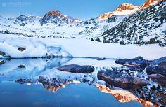 Retezat Mountains, Carpathians, Romania. Credits Adrian Petrisor Winter Goddess, Tourist Places, Winter Is Coming, Romania, Winter Wonderland, Montana, Mount Everest, Journey, Country