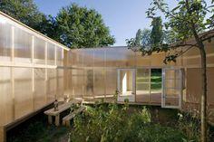 Bureau Lada : the Archive, a pavilion for a contemporary artist