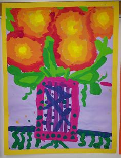 DO THIS: This lesson is a Judy Bowerman original... who is Judy??? My mother, who trained me to be an art teacher. She taught visual art for 32 y...