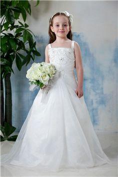 105 best flower girl dresses images on pinterest bohemian flower a line square neckline floor length flower girl dress item code 10412018 mightylinksfo