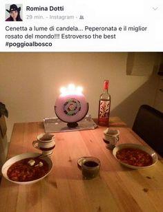 Stasera cena speciale nel Canton Ticino, grazie a Romina e Giuliano