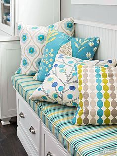 """Like your signature color, this is the pattern that says """"you"""". It's a foundational element that can key off several other important decision-making steps and create a cohesive look. The pattern can inspire a color scheme, guide you to other patterns to incorporate, and otherwise set your decorating efforts on fire./"""