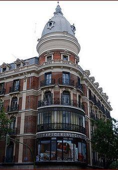 Edificio en calle Velázquez, Madrid