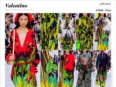 Search Patternbank for thousands of royalty-free stock seamless repeat patterns, vectors, trend forecasting and more. Image Cover, Fashion 2020, Designer Collection, Color Trends, Fashion Prints, Catwalk, What To Wear, Style Me, Print Patterns