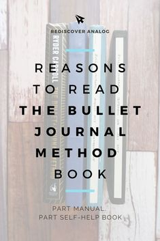 Why You Need to Read Ryder Carroll's The Bullet Journal Method Bullet Journal For Beginners, Bullet Journal How To Start A, Bullet Journal Tracker, Bullet Journals, Pen And Paper, Bullet Journal Inspiration, Fountain Pens, Printable Planner, Keep It Cleaner