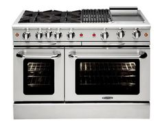 "Culinarian Series: 48"" Manual-clean Oven"