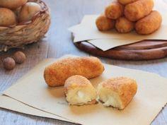 Ricetta per Crocchette di Patate