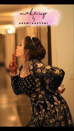 @mua_anamta_hashmi @nidhinahta @anamta_hashmi #indianwedding #indianbride #vogue #mybride #bride #sassy #blogger #mua #maccosmetics  #creativelifehappylife  #mycreativebiz #officechic  #hudabeauty https://www.instagram.com/mua_anamta_hashmi/