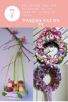 Wreaths, Halloween, Blog, Home Decor, Party, Spring, Decoration Home, Door Wreaths, Room Decor