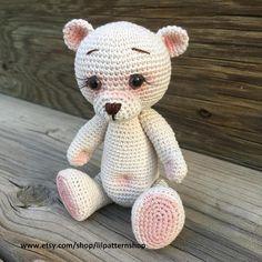Little bear crochet pattern