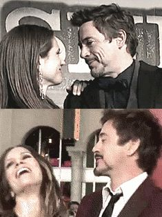 """""""I don't joke when I say she (Susan Downey) is my better half. She truly is. I cannot  believe what a fantastic life I have today. But here's the thing, she  didn't change me at all. She just gave me an ultimatum at a certain  point.Ultimately, we both changed a lot so that now I can't ever  imagine a life before her.""""  — Robert Downey Jr.    My favorite RDJ quote about Susan"""