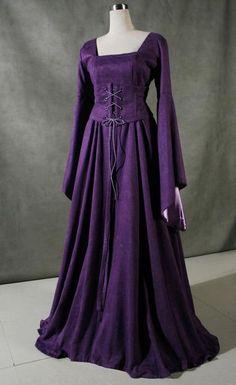 Renaissance Clothing, Meval Costumes,
