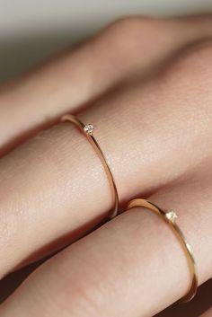 Bague de mariage   Anillo Single très-or en oro amarillo NOVEDADES Timantti  Koruja 6dfd7fe82c