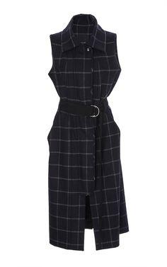 Brody Plaid Teresa Wool Jacket by MARISSA WEBB for Preorder on Moda Operandi
