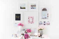 Tips to Mastering a Gallery Wall