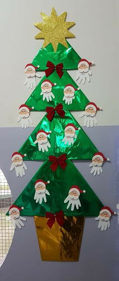 In this DIY tutorial, we will show you how to make Christmas decorations for your home. The video consists of 23 Christmas craft ideas. Preschool Christmas, Christmas Nativity, Noel Christmas, Christmas Crafts For Kids, Christmas Activities, Christmas Projects, Winter Christmas, Handmade Christmas, Holiday Crafts