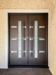 😎😎😎 When it comes to building or renovating a modern home, nothing adds beauty and style as much as an iron door! -- ☎️☎️☎️ Call 877-205-9418 for Orders and Inquiries 💰💰💰 Ask us about our EXCEPTIONAL OFFERS 🆓🆓🆓 Take advantage of FREE CONSULTATION and FREE DESIGN ⚠️⚠️⚠️ About this Beautiful IRON DOOR: Tokyo Double Entry Iron Door w/ Long Pull Handles -- #modernirondoors #bifolddoors #slidingdoor #steeldoors #pivotdoors #frenchdoors #freeconsultation #glassgaragedoor…