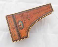 Miniature Artisan 18th Cen Harpsichord HP Natasha and CMS Sudler