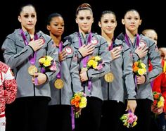 The Fab Five will return to the tumbling mat on September 29, 2016 at the Kellogg's tour of Gymnastics Champions 2016
