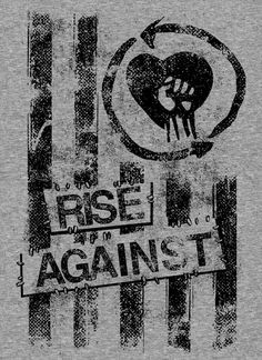 Rise Against this shows that you don't have to be like everyone you just need to be you and stand up to whats right and wrong