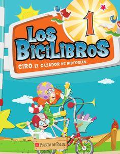 Los Bicilibros 1  Texto de Areas Integradas para Primer Ciclo de Puerto de Palos.
