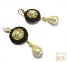 www.soutacheitalia.it Pearl Earrings, Drop Earrings, Pearls, Vintage, Jewelry, Fashion, Italia, Moda, Pearl Studs