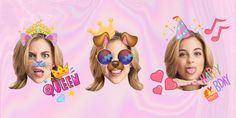 Baby Ariel Just Launched an App of Crazy Baby Ariel Emojis For Every Situation