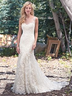 Maggie Sottero Rhianne | Available from Astra Bridal |