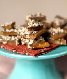 Old Fashioned Skillet Toffee