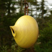 Byer of Maine MTCD114Y Mango Tree Ellipse Bird House