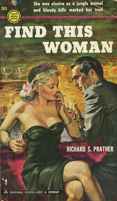 """Find This Woman"" 
