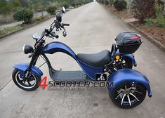 3 Wheel Electric Bike, Electric Scooter, Electric Cars, Trike Scooter, Tricycle Bike, Adult Tricycle, Tubeless Tyre, Third Wheel, Motor Scooters