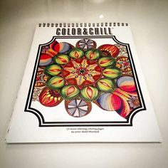 Color & Chill is like the sequel to Netflix & Chill. Heck, you could totally color, Netflix, and chill. Sounds like my idea of an awesome evening.