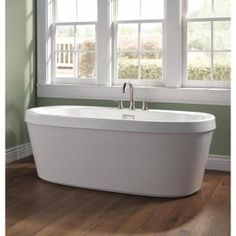 Delta Classic 400 Curve 60 in. x 62 in. Frameless Sliding Tub Door in Stainless-B55910-6030-SS - The Home Depot Bathroom Drain, Master Bathroom, Acrylic Tub, Roman Tub Faucets, Tub Surround, Soaking Bathtubs, Marble Vanity Tops, Toilet Storage, White Sink