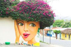Fabulous And Stunning Nature Street Art (11)