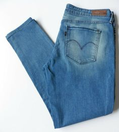 021d16e4 4Women's Levis Skinny Jeans Size 12S Blue W30 L28 Demi Curve Eur 38S  #fashion #clothing #shoes #accessories #womensclothing #jeans (ebay link)
