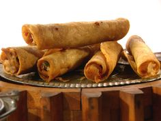 Turkey Taquitos recipe from Melissa d'Arabian via Food Network