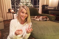 DIY Christmas Ornaments – Julianne Hough