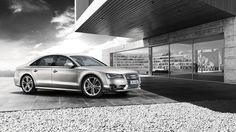 Luxurious sportiness and more intelligent power. The new head of the Audi S model family: The Audi S8. Source: Audi AG