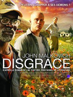 John Malkovich Films Et Programmes Tv : malkovich, films, programmes, Disgrace, Ideas, Malkovich,, Steve, Jacobs,, Apartheid, South, Africa