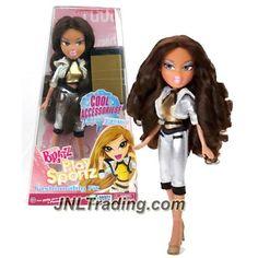 MGA Entertainment Bratz Play Sportz Series 10 Inch Doll - Fashionably Fit YASMIN…