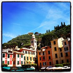 Wonderful day in Portofino