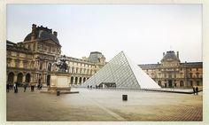 Mais où sont les touristes ? #paris #paname #louvre