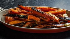 Burnt Carrots from Tim Love, Lonesome Dove Western Bistro, Austin, TX