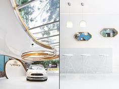 Ford Vignale Pavilion by Ruiz Velázquez, Madrid – Spain » Retail Design Blog