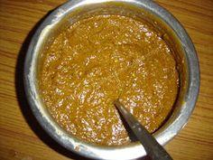 Coriander leaves Side Dish (Konkani: Eiravath/Kotambari palyacho Gojju)