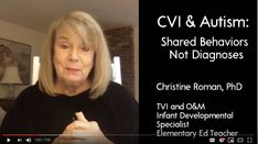 This video from Dr. Christine Roman explores CVI & Autism: Shared Behaviors, Not Diagnoses Autism Causes, Autism Diagnosis, White Matter, Eye Exam, Dna Test, Children With Autism, Medical Conditions, Disorders, Behavior